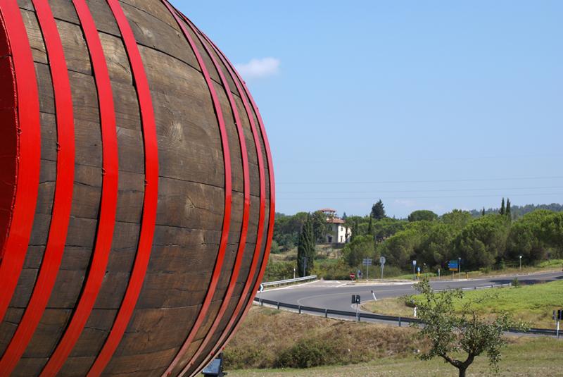 Vicchiomaggio, Toscana 2007
