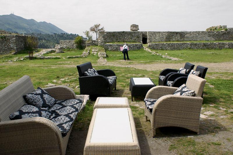 Albania, castello di Scutari