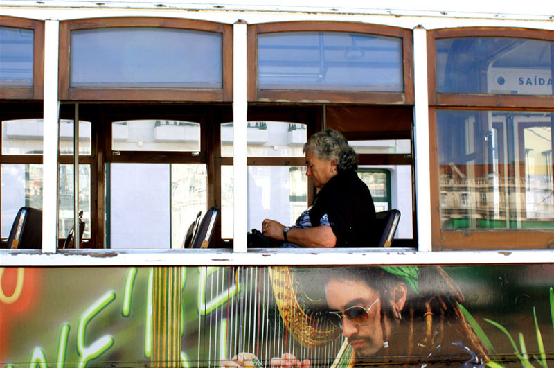 Lisbona, tram