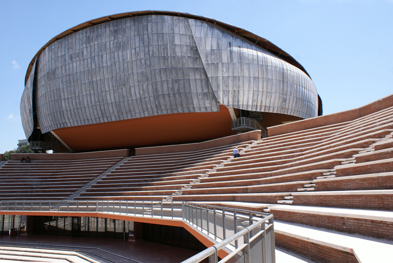 Roma, Auditorium