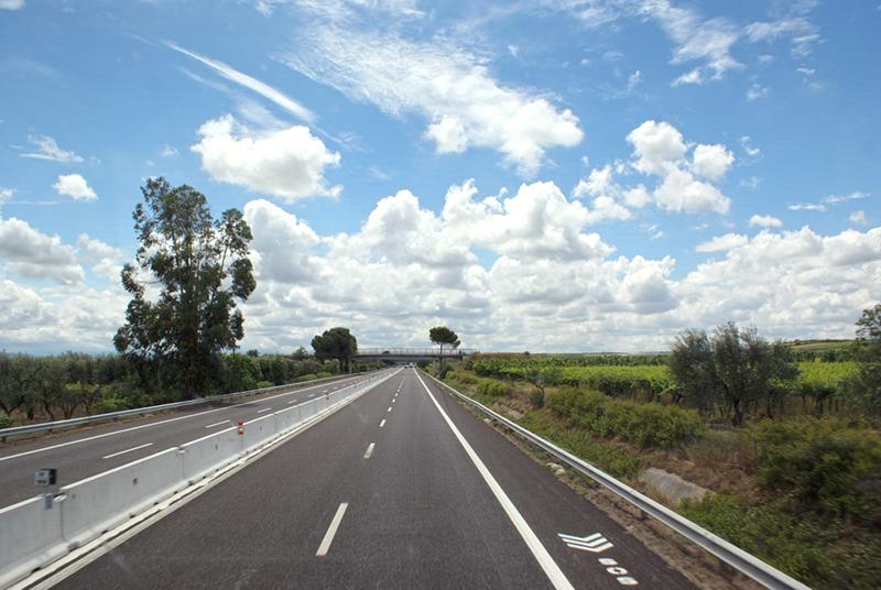 Autostrada Bari- Roma