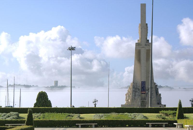 Lisbona, Monumento alle Scoperte