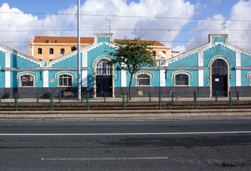 Lisbona, Archeologia industriale