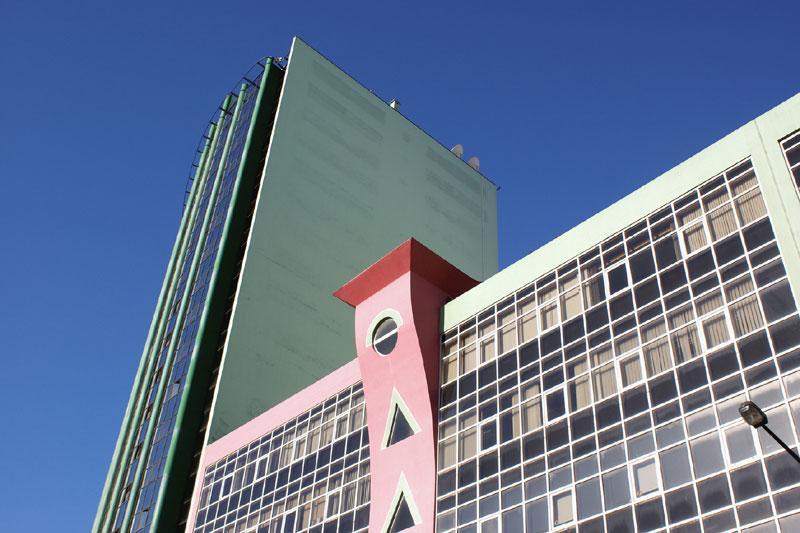 Lisbona, nuove architetture