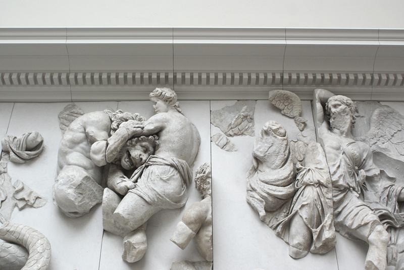 Berlino, Pergamon 2008