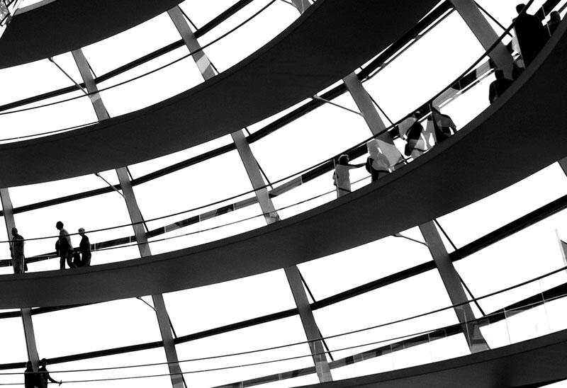 Berlino '08, Reichstag