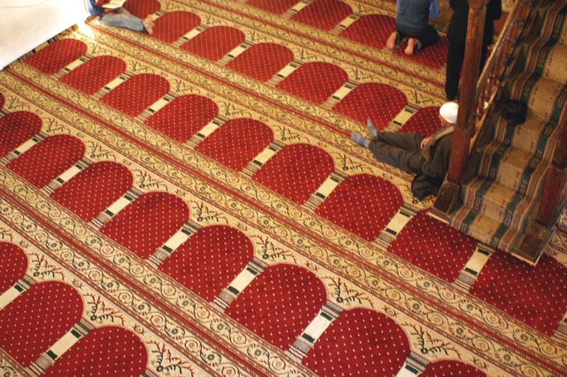 Tirana, Moschea di Ethem Bej
