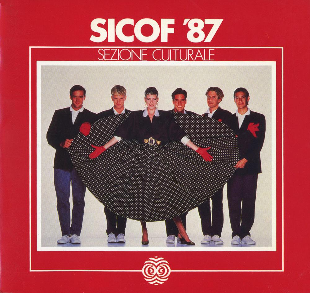 Copertina del catalogo Sicof