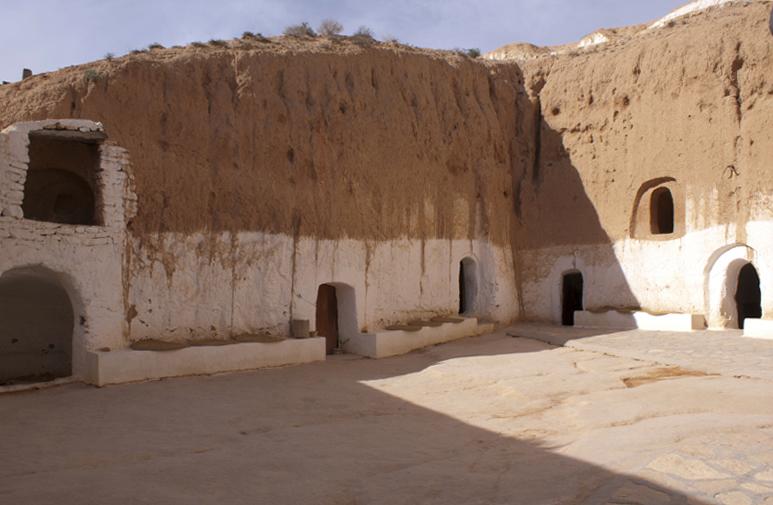 Matmata, villaggio berbero