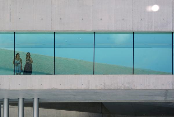 Roma, MAXXI di Zaha Hadid