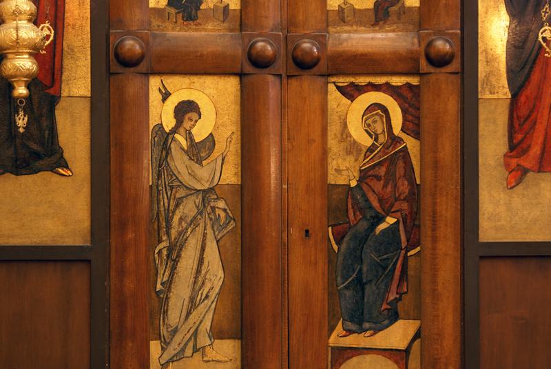 Cripta di San Nicola, altare ortodosso
