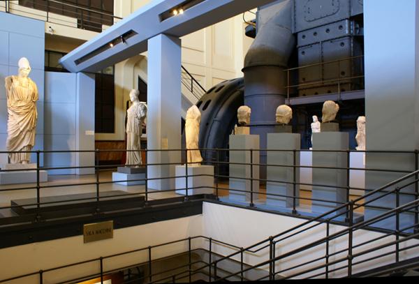 Museo ex Centrale Montemartini