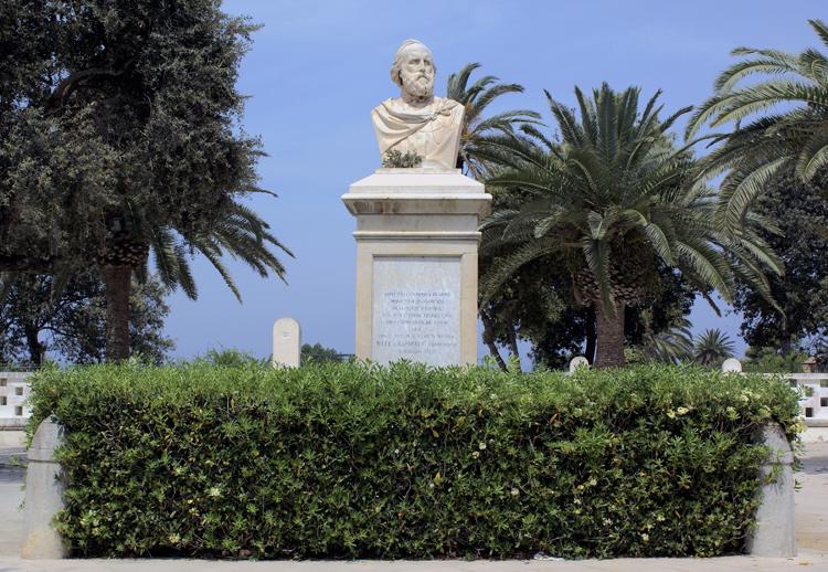 Marsala, monumento a Garibaldi
