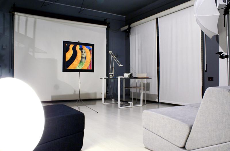 Bari, Studio di Luciana Galli