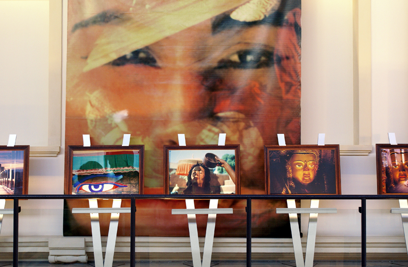 Bari, Cittadella della Cultura, mostra di Storaro '07