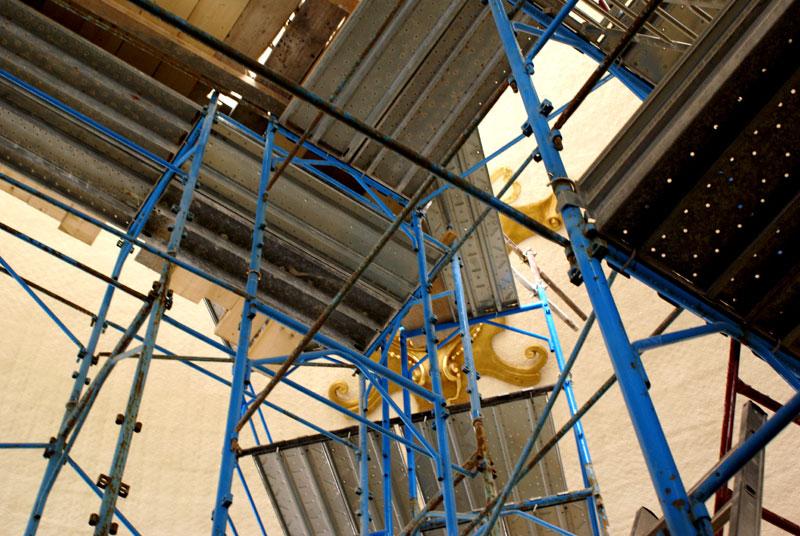 Bari, Teatro Petruzzelli, restauri '08