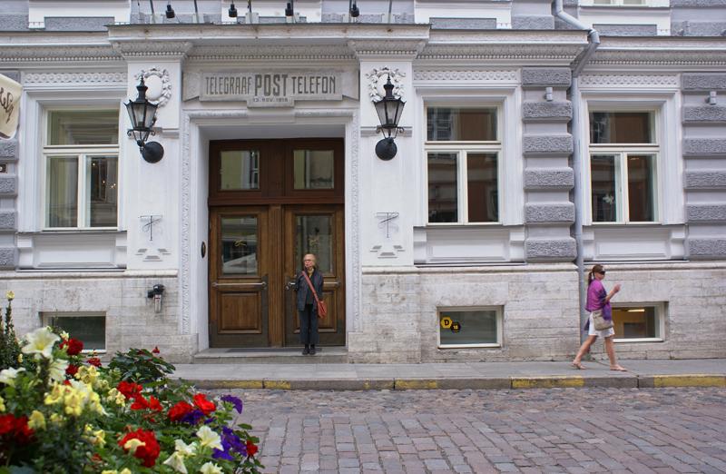 Tallinn, Hotel Telegraaf