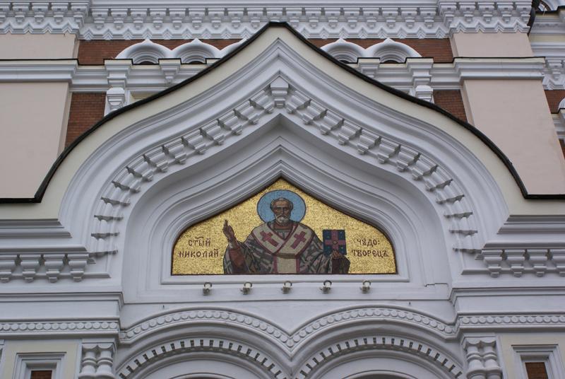 Tallinn, immagine di San Nicola