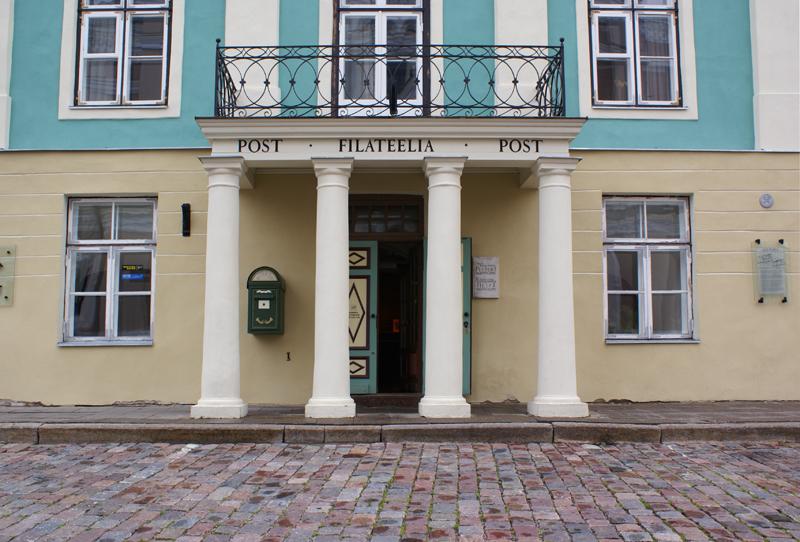 Tallinn, ufficio postale