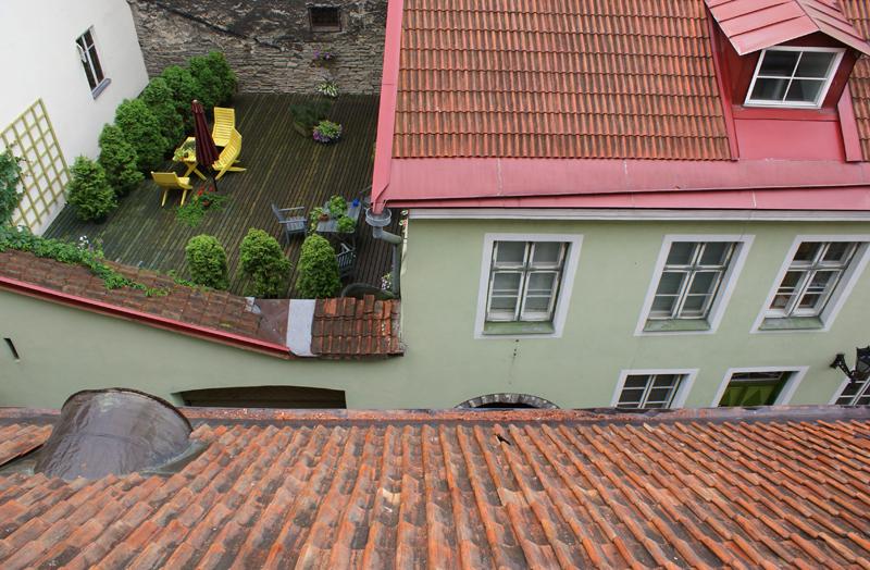 Tallinn, vista dalle mura
