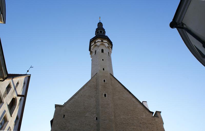 Tallinn, Municipio