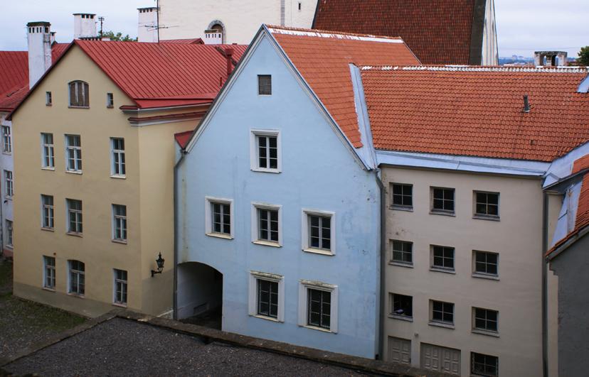Tallinn, case