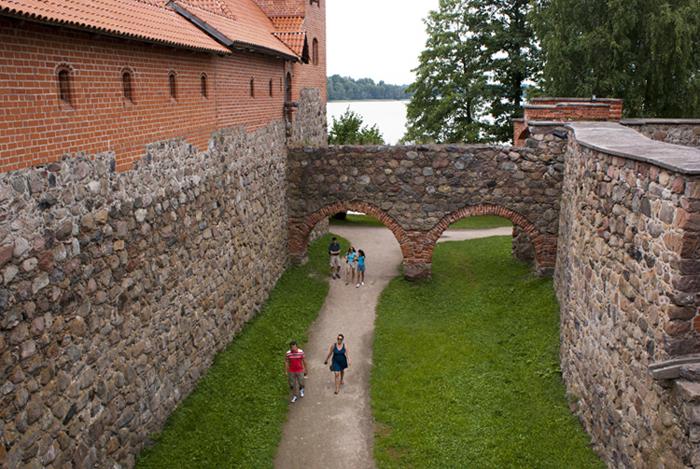 Lituania, Castello di Trakai