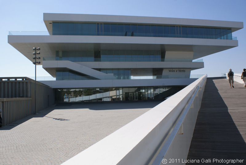 Veles e Vents di David Chipperfield