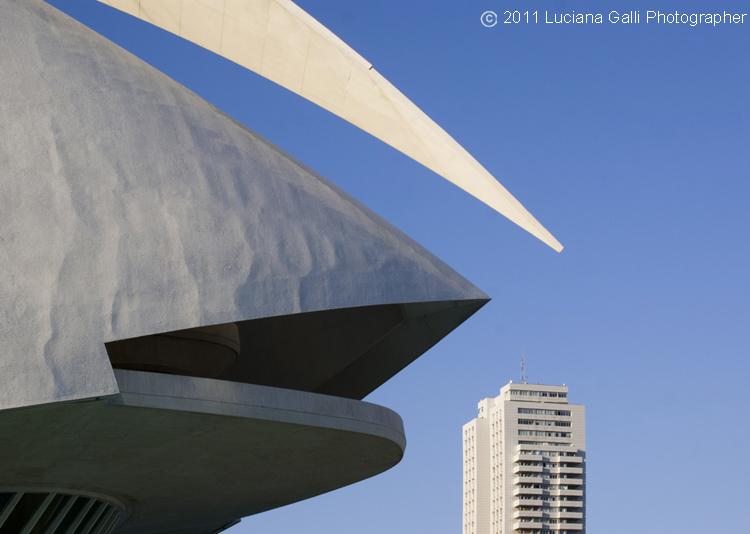 Valencia, Palazzo delle Arti Reina Sofia, detto Opera House