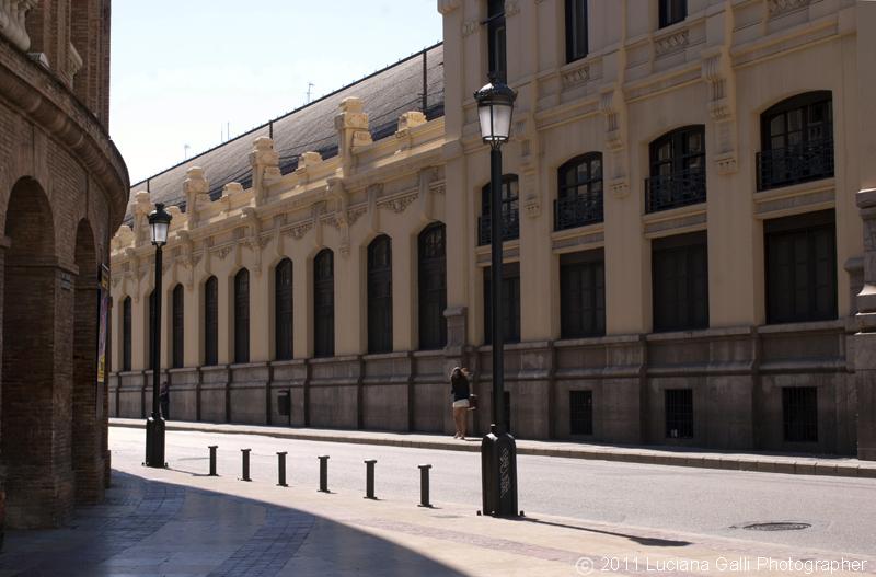 Valencia - L'Estacion de Norte
