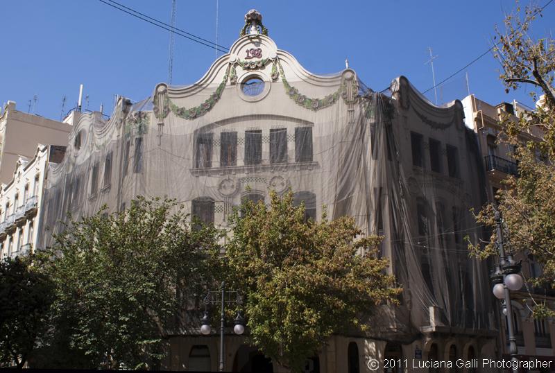 Architettura Liberty, Casa Ferrer