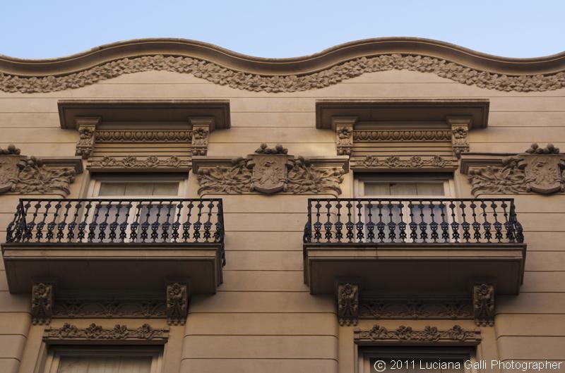 Valencia - Architettura Liberty