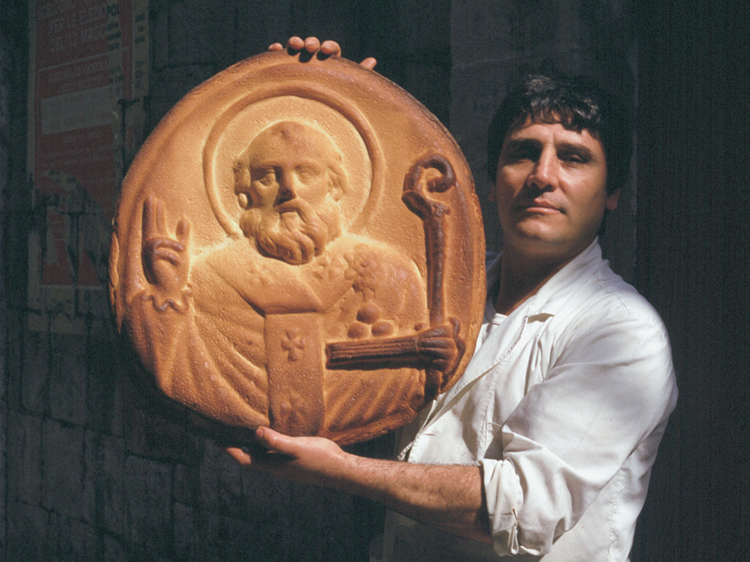 San Nicola diventa pane '83