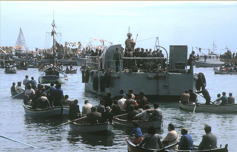 Processione a mare '85