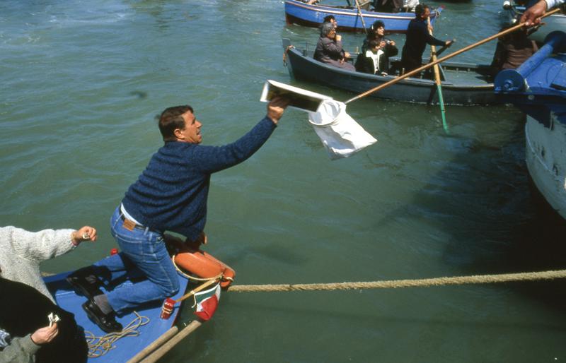 Processione a mare, fedele '87