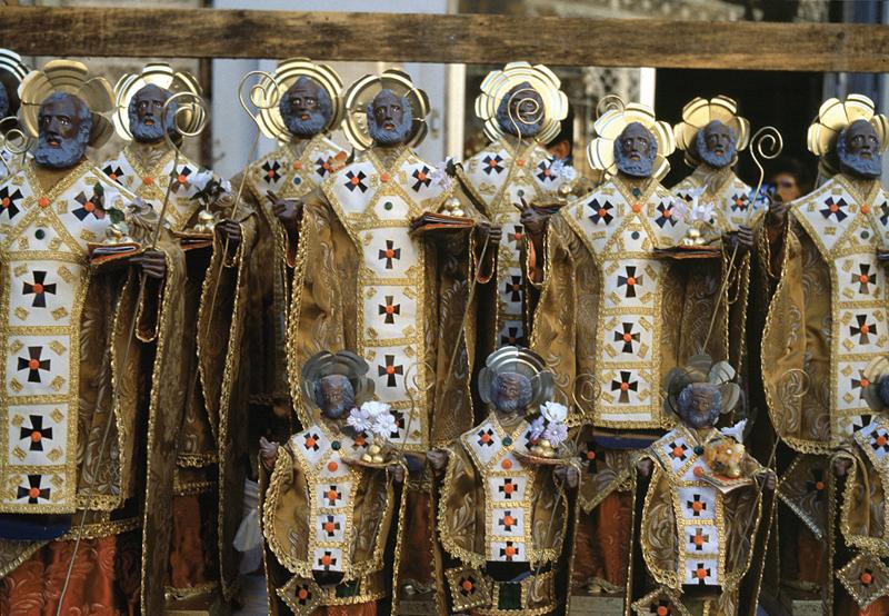 Statuine di San Nicola, '87