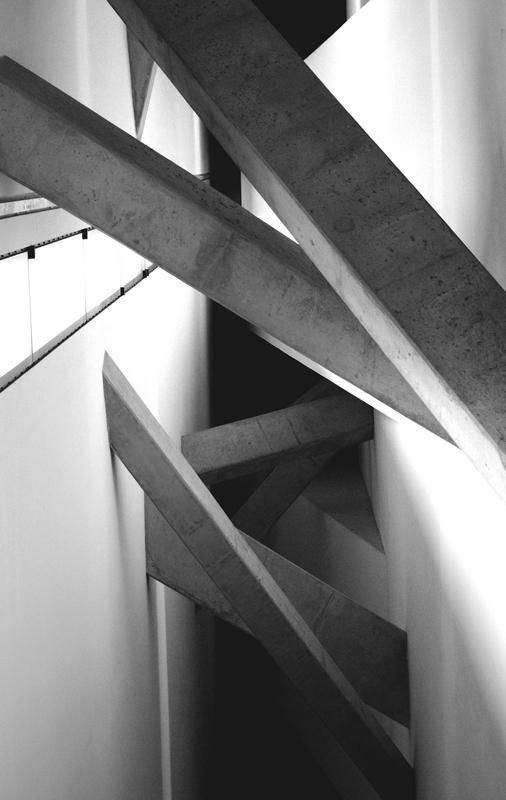Berlino, museo ebraico, 2008