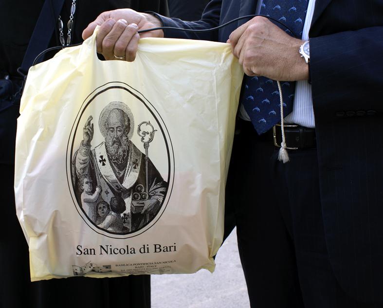 Il Santo sul sacchetto, 2007