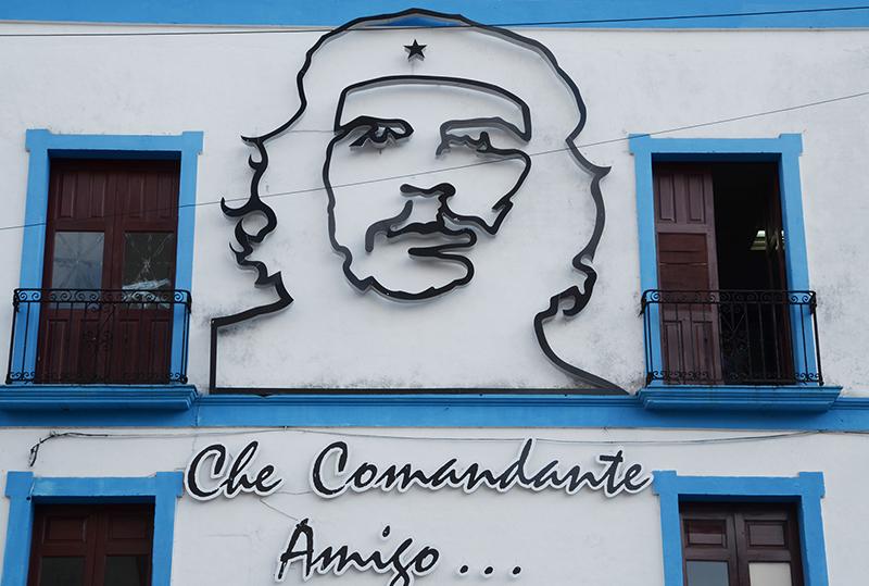 1011 Che comandante