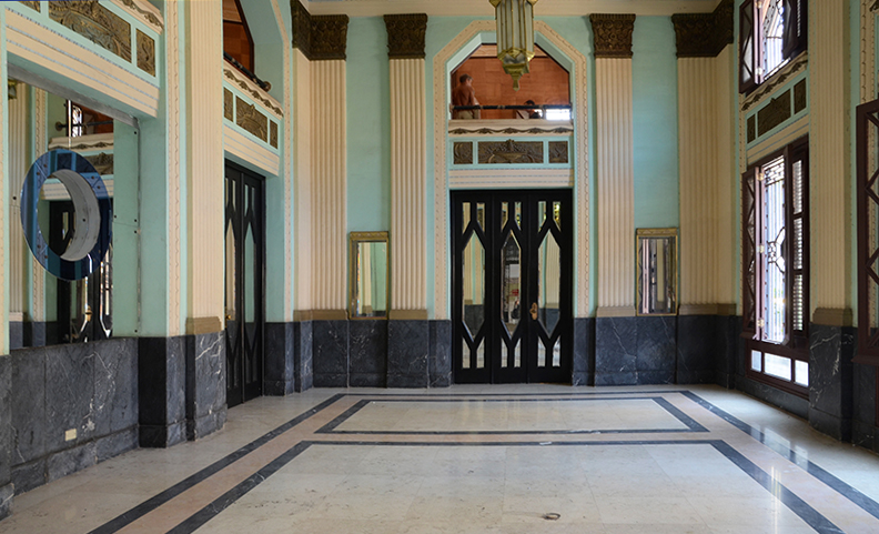 1804 L'Avana, edificio Bacardi