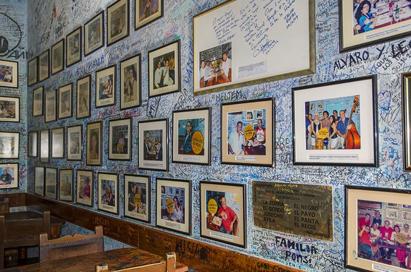 L'Avana, la Bodeguita del Medio