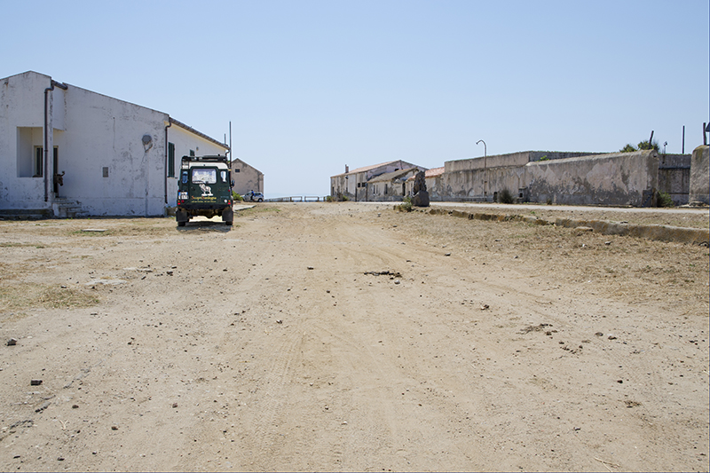 10. Asinara, Cala reale