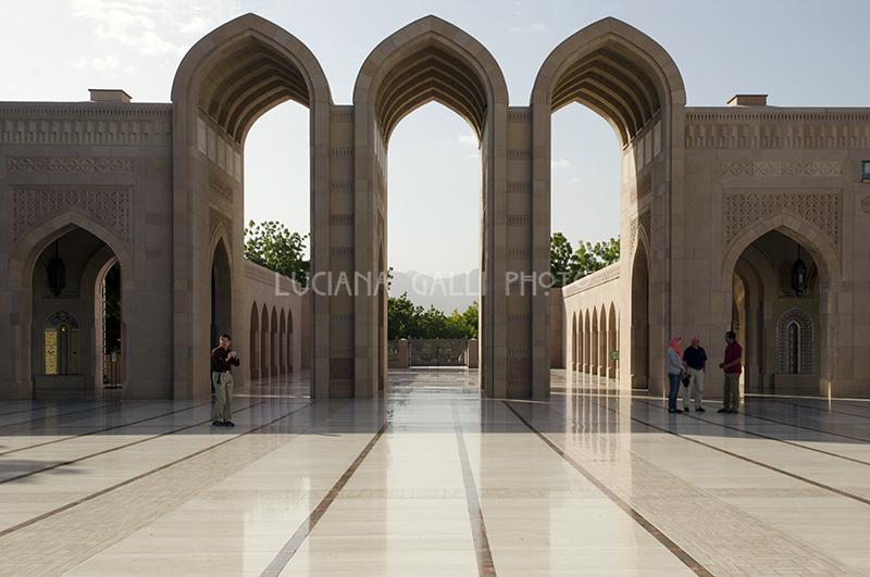 Mascat, Gran Moschea Sultan Qaboos