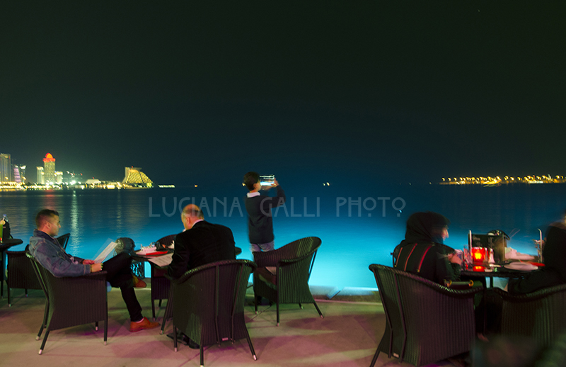 Doha, ristorante