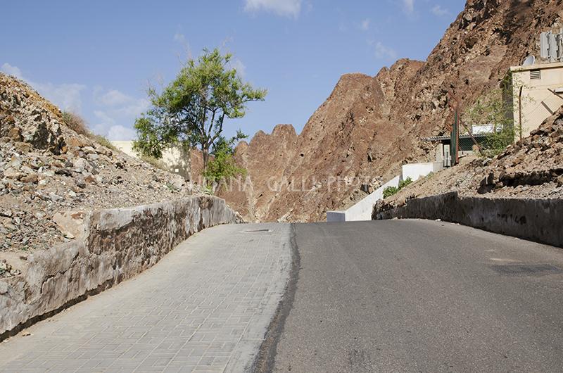 Oman, territorio di Nizwa