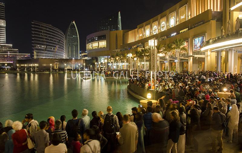 Dubai Mall, ai piedi del Burj Khalifa